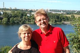 Arne och Lena Falkbäck - AF-VISION
